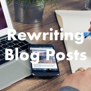 ブログのリライトを実行してみた感想。メリットが多く、実行する価値のある作業。仕事にも通じるポイントとは。