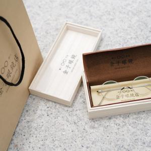 金子眼鏡店にて井戸多美男作のT-416 ASTを購入。写真多めでレビューを。KC-35とも比較。