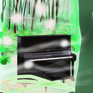 「しあわせなピアノ」