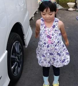 【4歳】ハルカとデート