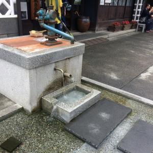 湧水を訪ねて街歩き【松本遠征でプチ観光】