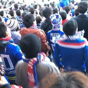 2019J1リーグ第33節アウェイ川崎戦観戦記【数字は大勝 内容僅差 応援圧勝】