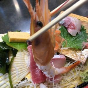 【カネセイの舟盛り定食】ホームタウンお勧めグルメ