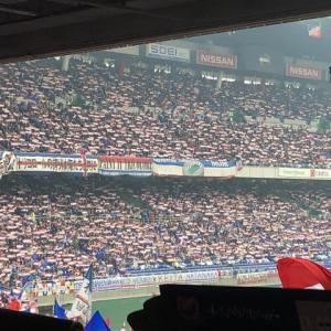 2019J1リーグ千秋楽ホームFC東京戦観戦記【自分の涙、キー坊の涙、ダレカンピオン】