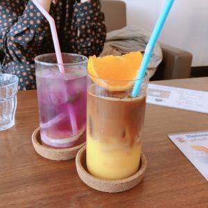 【タビビトの木のオレンジエスプレッソ】早稲田お勧め喫茶
