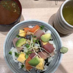 【立ち寿司しおやの厚切りちらし】アウェイ大阪遠征お勧めグルメ