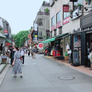 【吉祥寺まで歩いてみた】東京マリサポの休日ジョグ&ウォーク