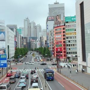 【代官山まで歩いてみた】東京マリサポの休日ジョグ&ウォーク