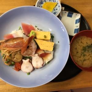 【朝市食堂しょう家の大漁丼】アウェイ仙台遠征お勧めグルメ