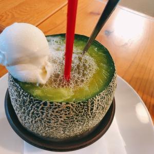 【BARACafeで丸ごとメロンクリームソーダ】期間限定!東京でカシマのスタグルを食らうチャンス