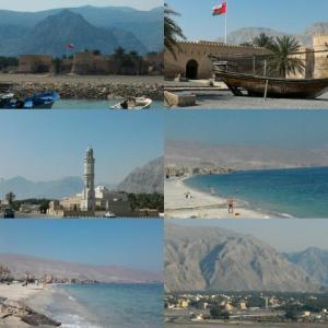 MSCWorldCruise Day104 Khasab,Oman