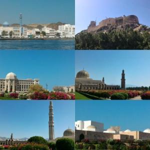 MSCWorldCruise Day105 Muscat,Oman