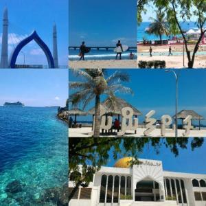 MSCWorldCruise Day96~97 Male,Maldives