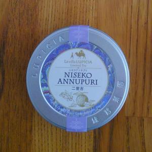 ★お茶の時間★花とメロンの香り☆ルピシアの「ニセコ」