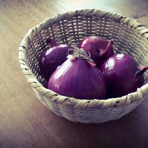 紫色の野菜