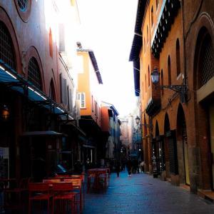 赤い街、ボローニャ