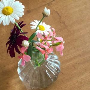 花を買った