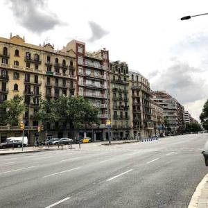 5月のスペイン旅行 2日目午後 旧市街の徒歩観光