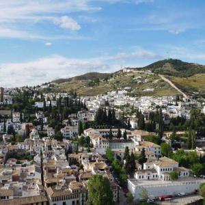 5月のスペイン旅行4日目 アルハンブラ宮殿最終