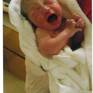 結婚前から体づくりで準備万端です! 38歳 第一子 ご出産!