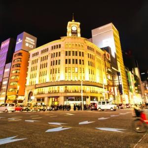 東京の夜景は素晴らしい作品