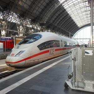 【新ブログ自動移転】18年冬ダイヤを見る~ベルリンとミュンヘンの列車移動