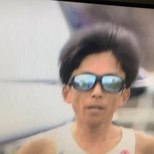 最後の、びわ湖毎日マラソン!!