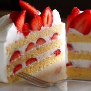 パティシエ流ケーキの食べ方※個人差アリ
