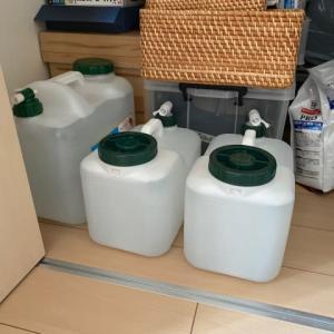 ペットボトルの水は賞味期限が切れててもいつまでも飲めるって。汲み置きの水の保存期間は。
