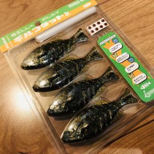 【インプレ】ギルフラットJr.で集魚力アップで釣果もアップ!