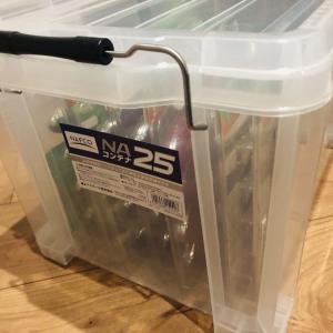 【インプレ】ワームの収納にはナフコオリジナルボックスがおすすめ