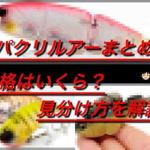 【検証】aliexpressで格安に偽物ルアーをゲット!まとめ