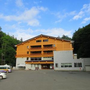 エブリイで行く北海道 車中泊の旅 34日目 トムラウシ温泉~狩勝峠