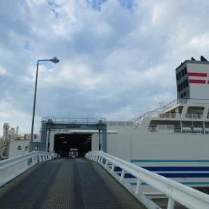 エブリイで行く北海道 車中泊の旅 37日目    2度目の無念の中断