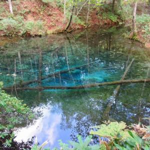 エブリイで行く 車中泊の旅 61日目-2 神の子池~摩周湖