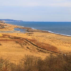 今年行きたい場所 1 尺別の丘    2021年 北海道 車中泊の旅準備編