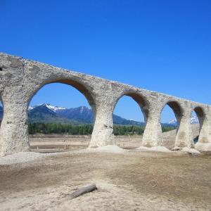 今年行きたい場所4  タウシュベツ川橋梁