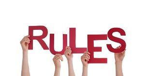 ルールを作って経験する