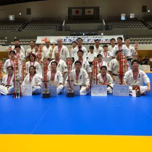 全日本大会終了