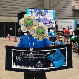 横浜マラソン(2019)雑感