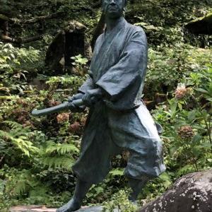 佐々木小次郎(一乗滝・一乗谷朝倉館跡)