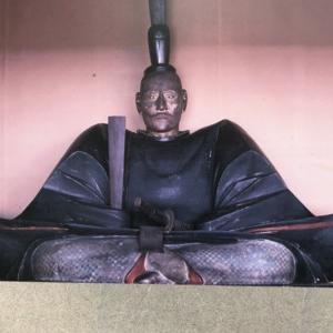織田信長 木像(大徳寺総見院)