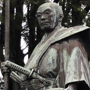母里太兵衛(光雲神社・西公園)