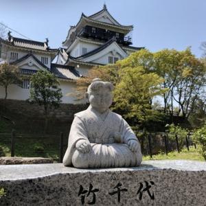 竹千代いっぱい(岡崎城・岡崎公園)