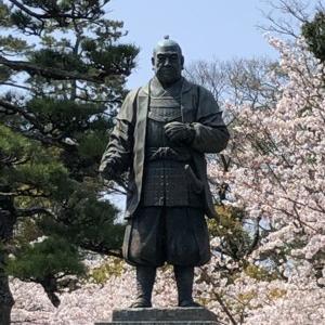 松平元康・徳川家康(岡崎城・岡崎公園)