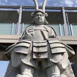 徳川家康(JR岡崎駅・名鉄藤川駅)