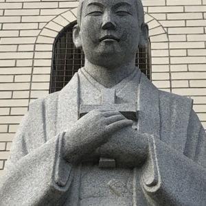 細川ガラシャ・高山右近(カトリック玉造教会)
