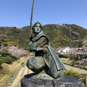 佐々木小次郎(岩国城・錦帯橋)