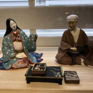 黒田官兵衛 武者人形(福岡城跡三の丸スクエア)