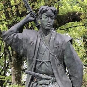佐々木小次郎(越前小次郎公園)